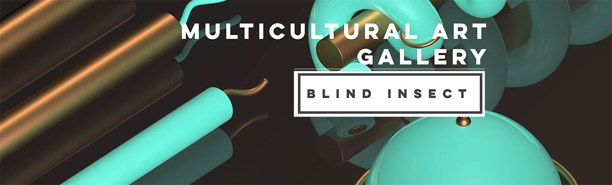 Blind Insect Gallery
